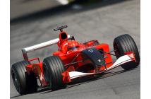 Ferrari F2001 Italian GP (Schumacher-Barrichello)