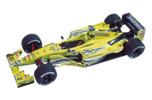 Minardi-Fondmetal M02 San Marino GP (Gene-Mazzacane)