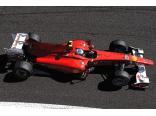 Ferrari F10 Italian GP (Massa-Alonso)