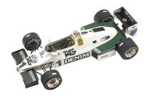 Williams-Ford FW08C Monaco GP (Rosberg-Laffite)
