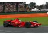 Ferrari F2007 Australian GP (Räikkönen-Massa)