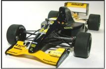 Minardi-Lamborghini M192 Monaco GP 1992 (Fittipaldi-Morbidelli)