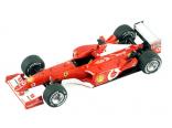 Ferrari F2002 San Marino GP(Schumacher-Barrichello)