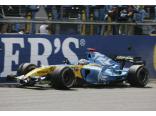 Renault R26 British GP (Alonso-Fisichella)