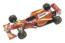 Williams-Mecachrome FW20 test 1998 (Villeneuve-Frentzen)