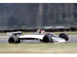 Brabham-Ford BT49C German GP 1981 (Piquet)