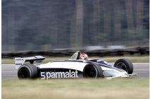 Brabham-Ford BT49C German GP (Piquet)