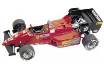 Ferrari 126C4 Belgian GP (Alboreto-Arnoux)