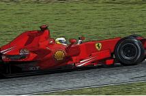 Ferrari F2007 Spanish GP (Räikkönen-Massa)
