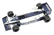 Brabham-BMW BT55 Monaco GP (Patrese-De Angelis)