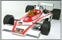 McLaren-Ford M23 Belgium GP (Lunger)