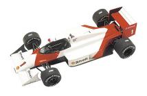 McLaren-TAG Porsche MP4/3 Brasilian GP (Prost-Johansson)