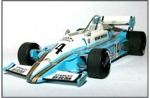 BRM P207 Brazilian GP (Perkins)