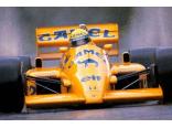 Lotus-Honda 99T Monaco/San Marino GP (Nakajima-Senna)