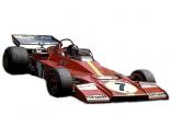 Ferrari 312B3 Spanish GP (Ickx)