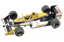 Williams-Judd FW12 Brasilian GP (Mansell-Patrese)