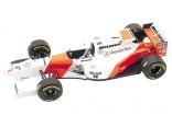 McLaren-Mercedes MP4/10 Brasilian GP (Blundell-Häkkinen)