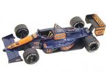 AGS-Ford JH23 Monaco GP 1988 (Streiff)