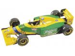 Benetton-Ford B193B Portuguese GP 1993 (Schumacher-Patrese)