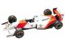 McLaren-Peugeot MP4/9 Brasilian GP (Häkkinen-Brundle)