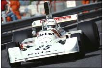 Hesketh Ford 308B Monaco GP (Palm)