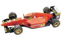 Ferrari 412T1 Brasilian GP (Alesi-Berger)