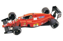 Ferrari F1/89 Brasilian GP (Mansell-Berger)