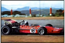 March-Ford 701 Spanish GP 1970 (Andretti)