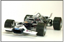 Lotus-Ford 49C South African GP (Hill)
