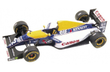 Williams-Renault FW15C European GP 1993 (Hill-Prost)