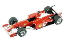 Ferrari F2001 Australian GP (Schumacher-Barrichello)