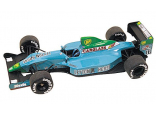 Leyton House-Judd CG901 French GP (Gugelmin-Capelli)