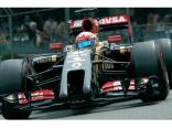 Lotus-Renault E22 Monaco GP (Grosjean-Maldonado)