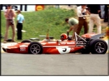 March-Ford 701 Belgium GP 1970 (Siffert+Amon)