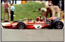 March-Ford 701 Belgium GP 1970 (Siffert+Amon)
