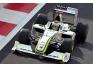 Brawn GP-Mercedes BGP001 Abu Dhabi GP 2009 (Button-Barrichello)