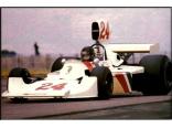 Hesketh Ford 308B British GP (Hunt)