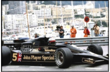 Lotus-Ford 78 Monaco GP 1978 (Andretti-Peterson)