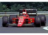 Ferrari F1/89 Hungarian GP (Mansell-Berger)