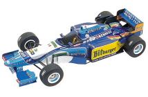 Benetton-Renault B195 Spanish GP 1995 (Schumacher-Herbert)