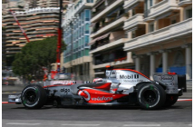 McLaren-Mercedes MP4/22 Monaco GP (Alonso-Hamilton)