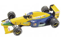 Benetton-Ford B191B South African GP (Schumacher-Brundle)
