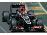 Lotus-Renault E21 Australian GP (Räikkonen-Grosjean)
