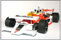 McLaren-Ford M26 Practise Spanish GP (Hunt)