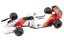 McLaren-Honda MP4/7 British GP (Senna-Berger)