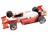 Zakspeed 861 Brasilian GP 1987 (Brundle-Danner)