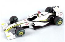 Brawn GP-Mercedes BGP001 Australian GP (Button-Barrichello)