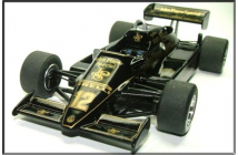 Lotus-Ford 92 Monaco GP (Mansell)