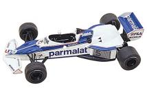 Brabham-BMW BT52 Brasilian GP 1983 (Piquet-Patrese)