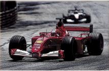 Ferrari F2001 Monaco GP (Schumacher-Barrichello)